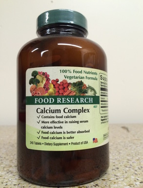 Calcium Complex (240 tablets)